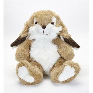 "20"" Plush Beige Bunny Stuffed Animal"