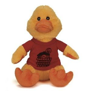 "10"" Extra Soft Duck Stuffed Animal"