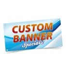 Banners (Special Price for 1000 + Square Feet)
